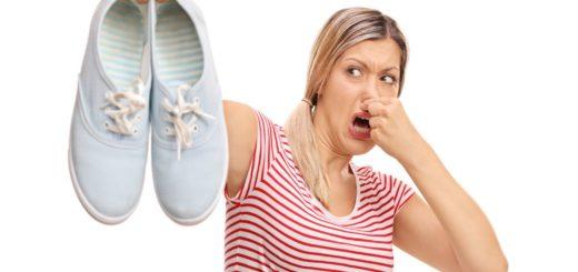 Предотвращение запаха ног